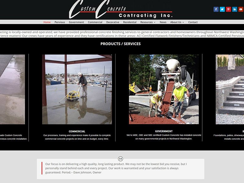 Website Design and SEO Ontario, Canada